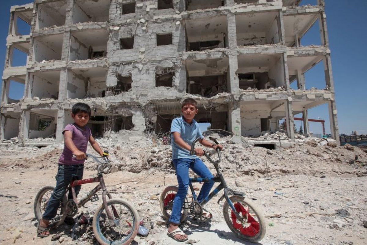 El informe reveló que 77 mil 646 muertes ocurrieron en zonas controladas grupos armados no estatales. Foto:Getty Images. Imagen Por:
