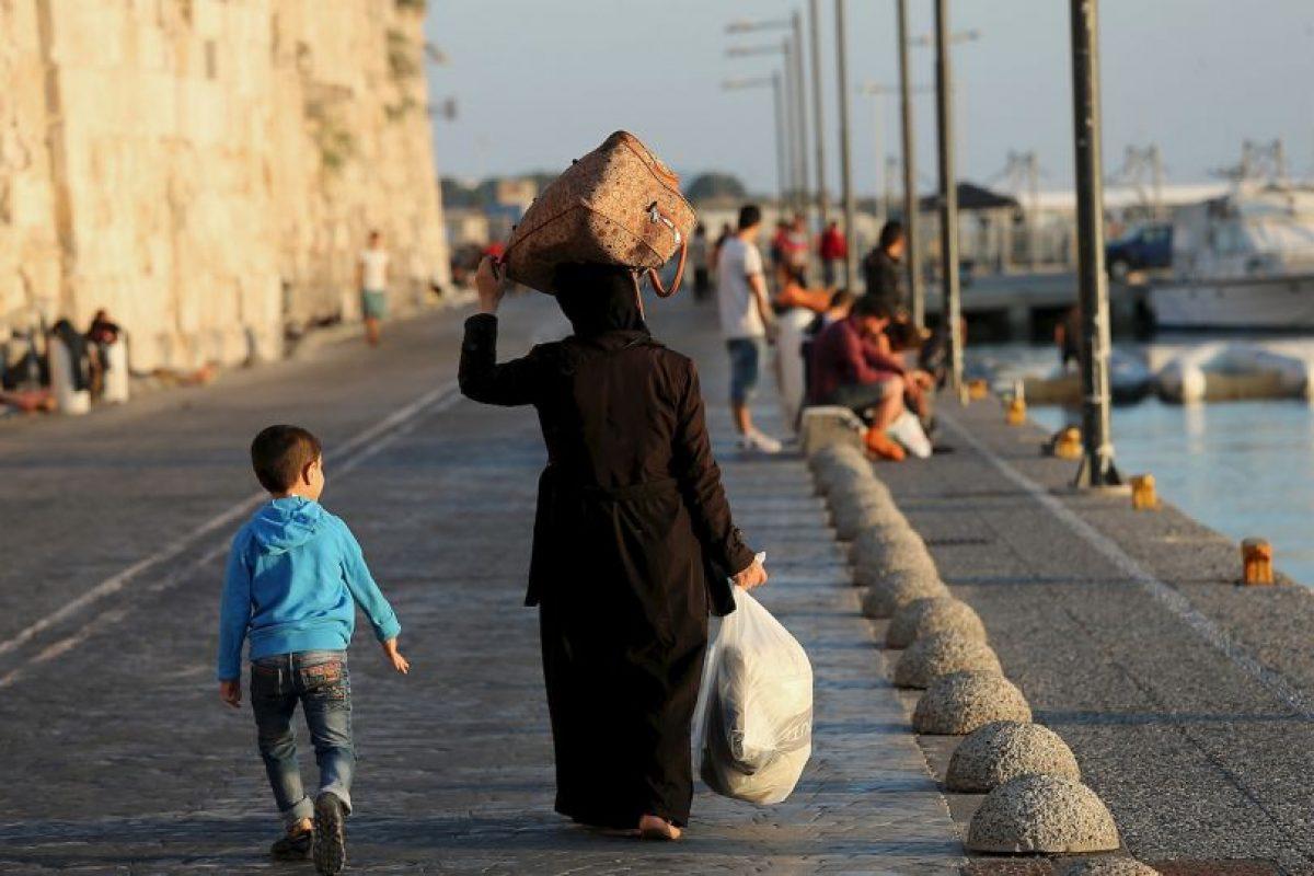 Esto debido de la guerra que se vive en el país. Foto:Getty Images. Imagen Por: