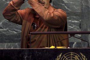 A los cuales comparó con la organización terrorista Al-Qaeda Foto:Getty Images. Imagen Por: