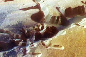 Suelo marciano Foto:Getty images. Imagen Por: