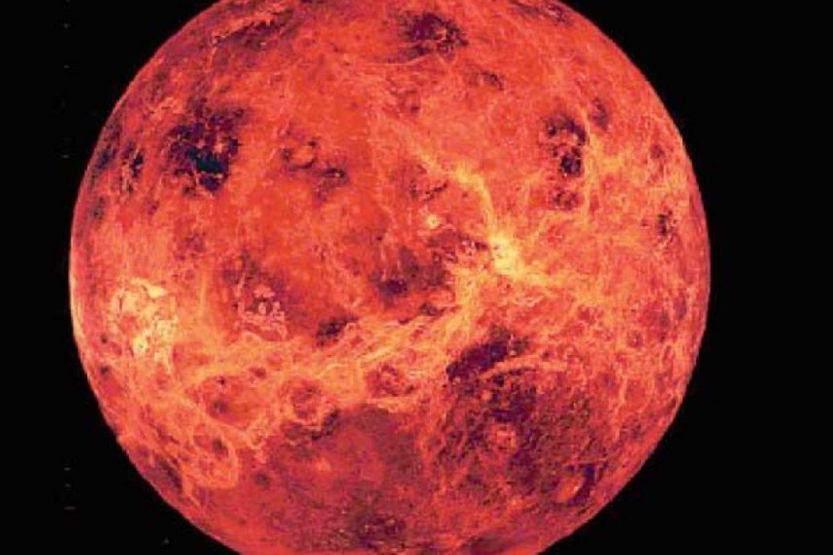 Marte Foto:Reproducción. Imagen Por: