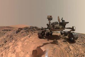 La misión espacial Curiosity aterrizó en Marte exitosamente en el cráter Gale en agosto de 2012. Foto:Vía nasa.gov. Imagen Por: