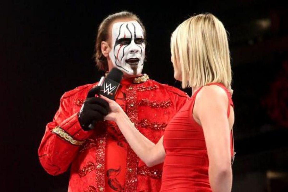 Y una vez Campeón Mundial Pesado de la WWA. Foto:WWE. Imagen Por: