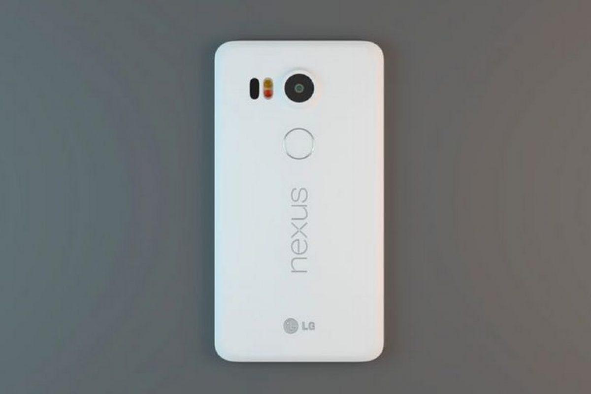 El más nuevo modelo de la gama media-alta de Google. Tiene una pantalla de 5.2 pulgadas, cámara de 12 megapíxeles y lector de huellas en la parte posterior del dispositivo Foto:Google. Imagen Por: