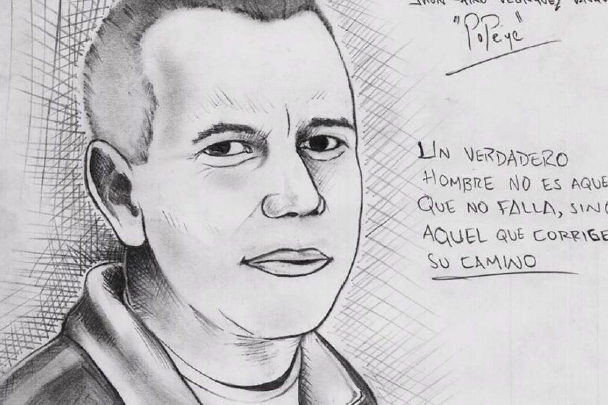 """Mató a su mejor amigo. Foto:vía Facebook/John Jairo Velásquez Vasques """"Popeye"""". Imagen Por:"""