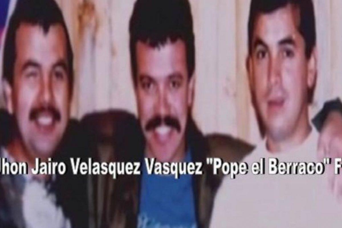 """""""Popeye"""" también pagó a los sicarios que acabaron con Luis Carlos Galán, candidato a la presidencia de Colombia en el periodo 1990-1994. Foto:vía Facebook/John Jairo Velásquez Vasques """"Popeye"""". Imagen Por:"""