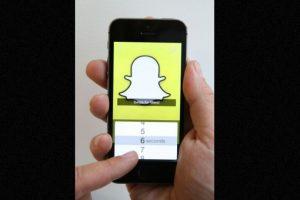 Snapchat, como toda red social, sirve para enviar muchas cosas. Foto:vía Getty Images. Imagen Por: