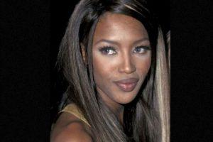 Naomi Campbell fue una de las grandes supermodelos. Foto:vía Getty Images. Imagen Por: