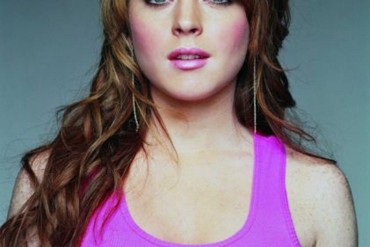 Lindsay Lohan es el típico caso de famosa arruinada. Foto:vía Getty Images. Imagen Por: