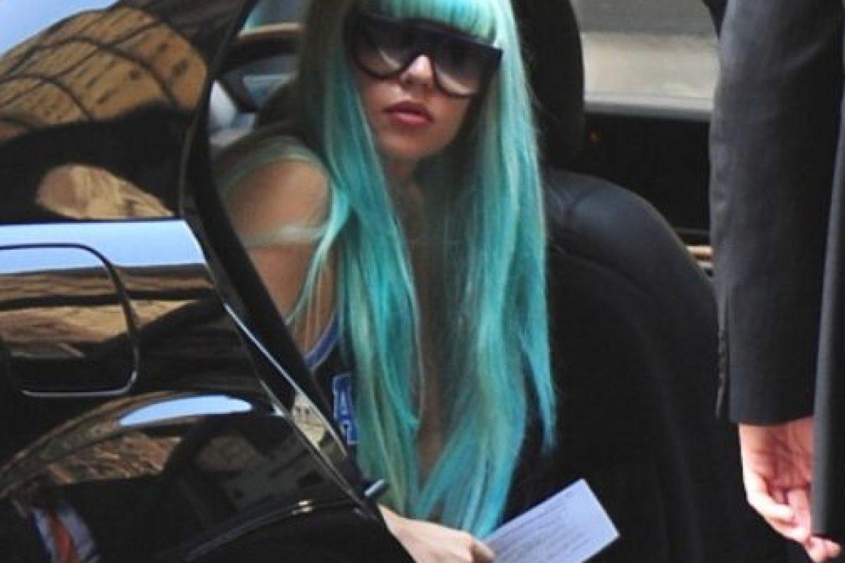 La actriz se involucró con las drogas. Foto:vía Getty Images. Imagen Por: