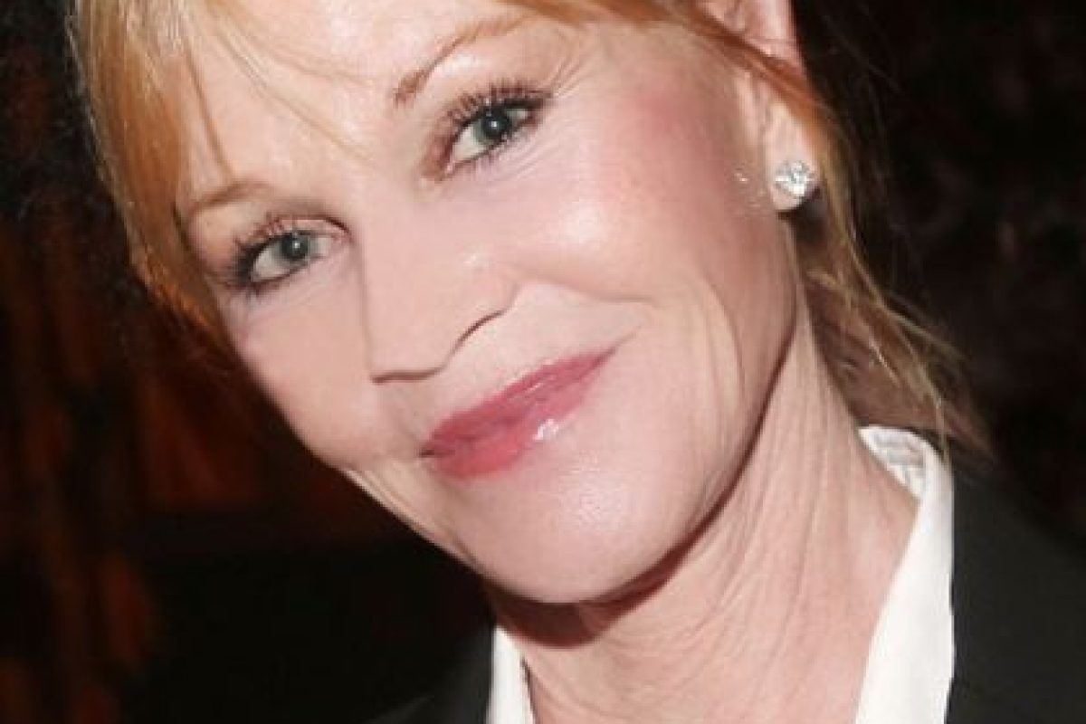 La actriz dice estar feliz con su apariencia. Foto:vía Getty Images. Imagen Por:
