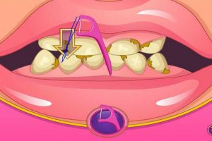 Esta app simula un visita al dentista Foto:corina rodriguez. Imagen Por: