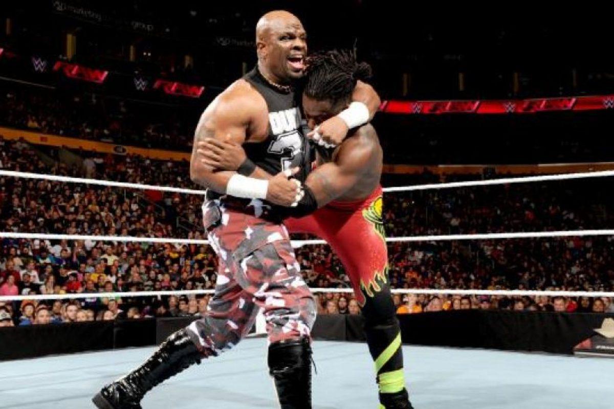Su pareja, D-Von Dudley, cuenta con 43 años Foto:WWE. Imagen Por: