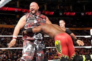 Bubba Ray Dudley es un veterano de 44 años Foto:WWE. Imagen Por: