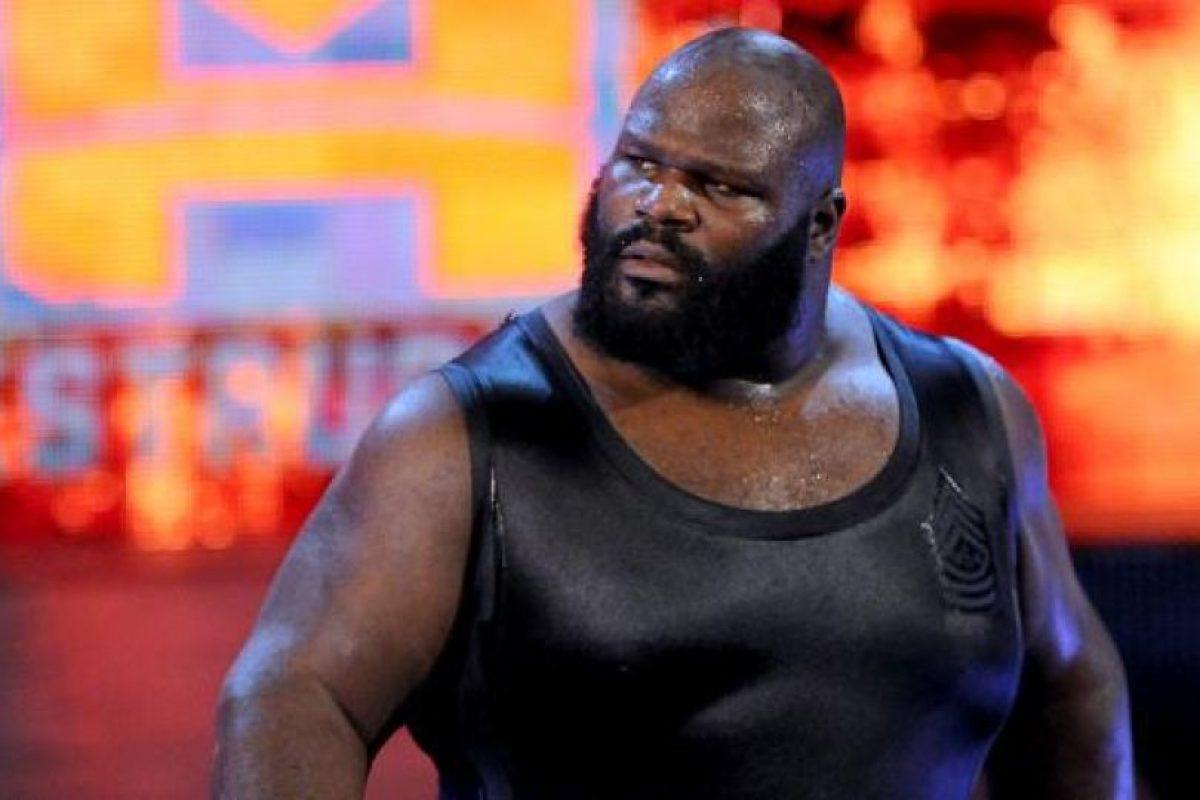 """El """"Hombre más fuerte del mundo"""" tiene 44 años Foto:WWE. Imagen Por:"""