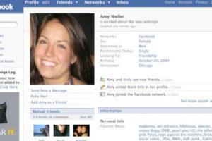 2007. Se le trataba al usuario en tercera persona. Foto:Facebook. Imagen Por: