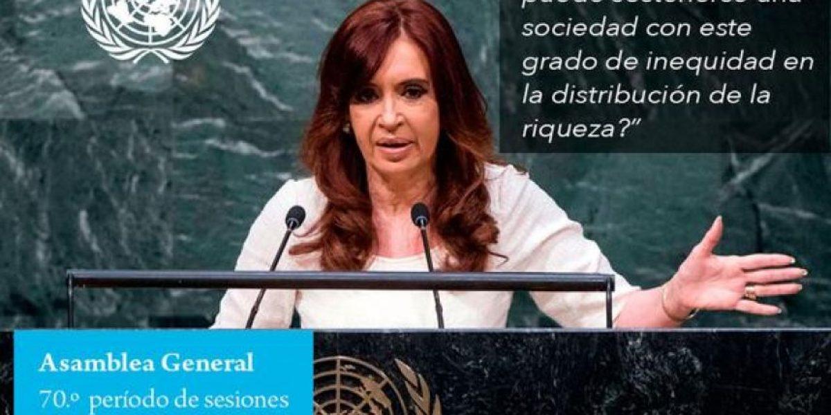 ¿Qué hace un líder mundial en la Asamblea General de la ONU?