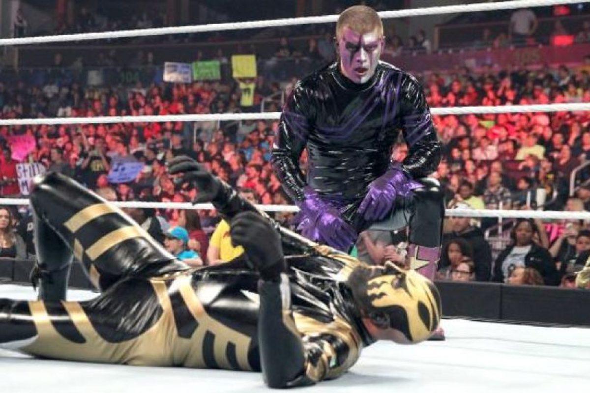 """El """"Dorado"""" tiene 46 años Foto:WWE. Imagen Por:"""