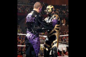 Goldust Foto:WWE. Imagen Por: