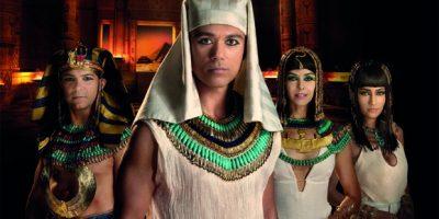 Las credenciales con las que José de Egipto aterriza en TVN