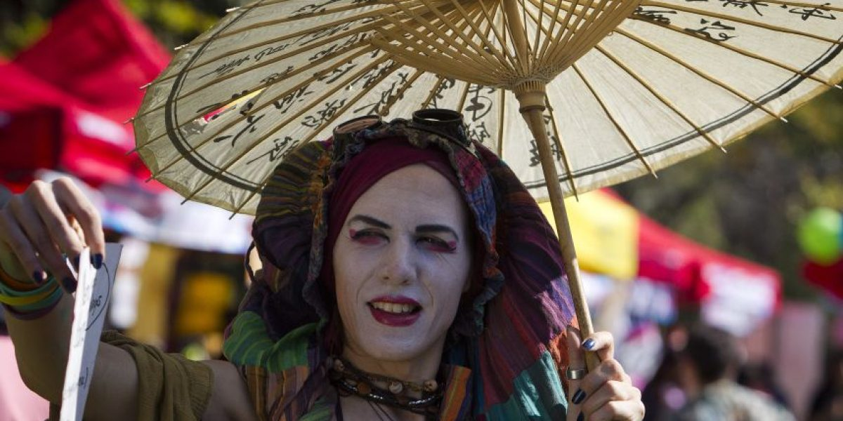 Fotos: Primera versión del #TransFest se toma Santiago