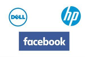 Estas son las empresas que más gastan. Foto:Dell / HP / Facebook. Imagen Por: