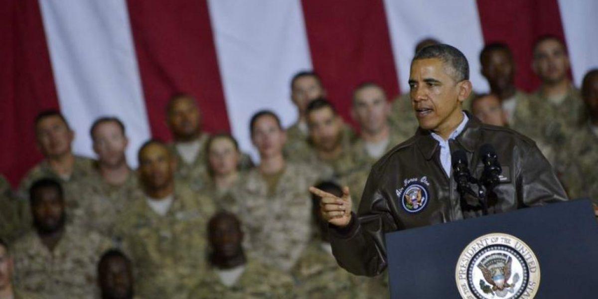 Obama mantendrá tropas de EEUU en Afganistán hasta 2017