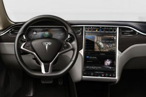 Así luce su nuevo piloto automático. Foto:Tesla Motors. Imagen Por: