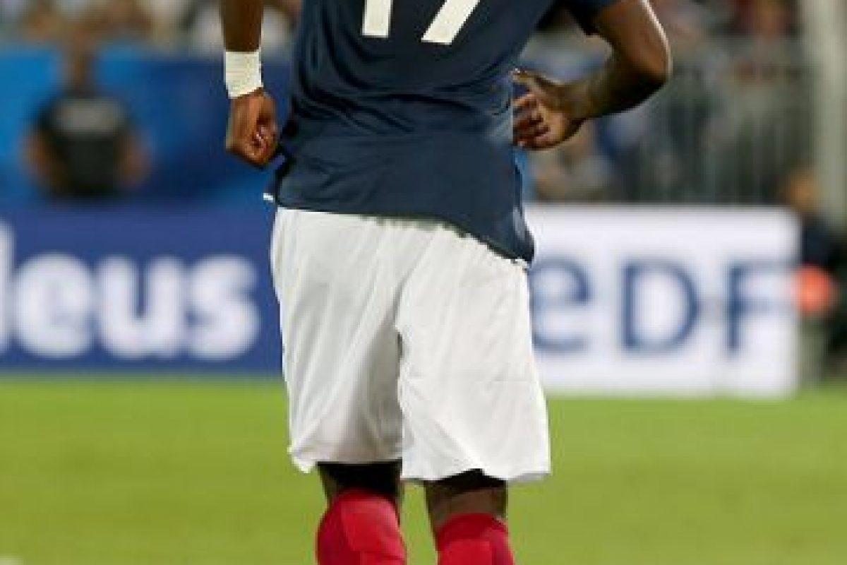 Durante los entrenamientos de la Selección de Francia sufrió un esguince en el tobillo derecho y sólo necesitará siete días para recuperarse. Foto:Getty Images. Imagen Por: