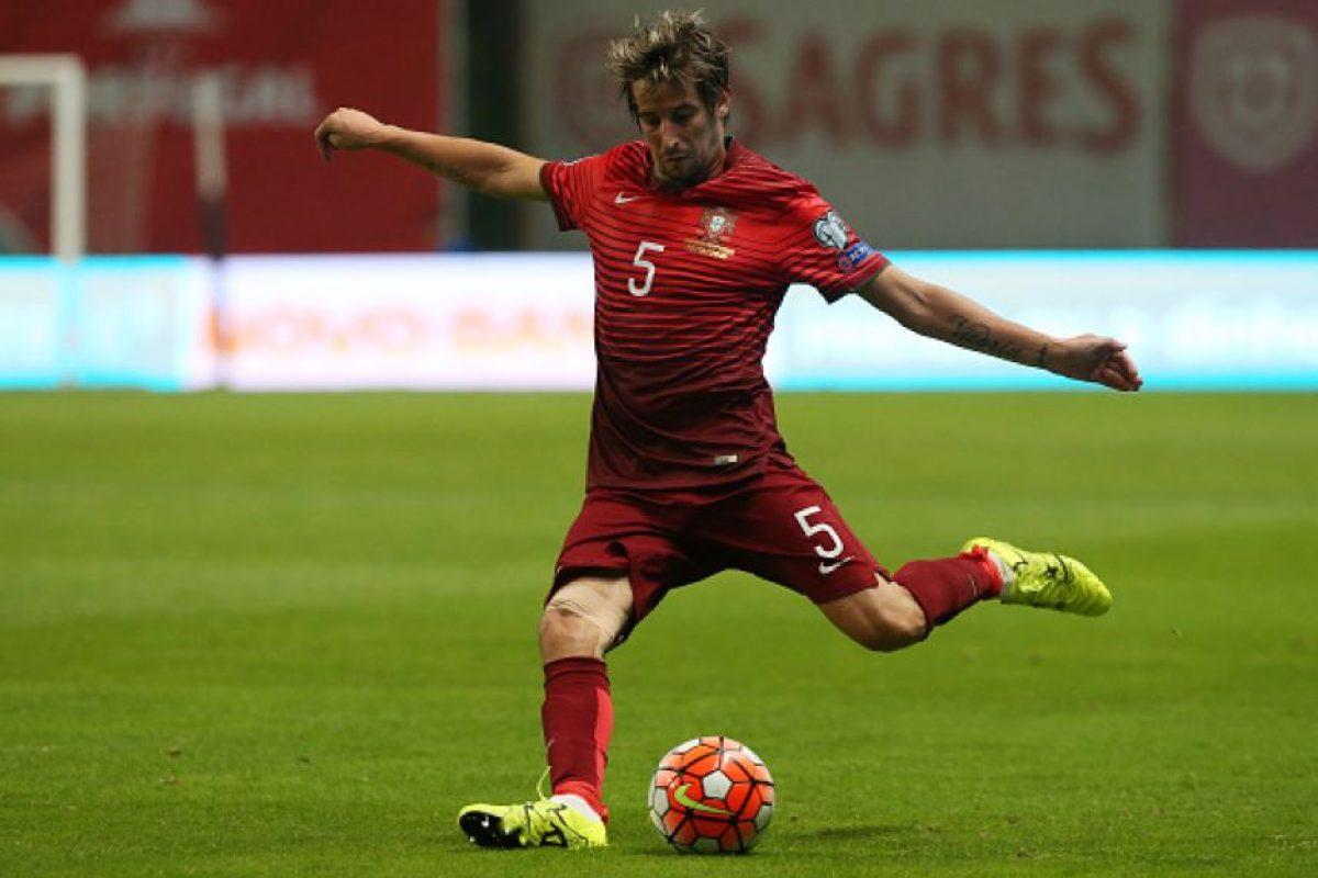 8. Fabio Coentrao (Portugal) Foto:Getty Images. Imagen Por: