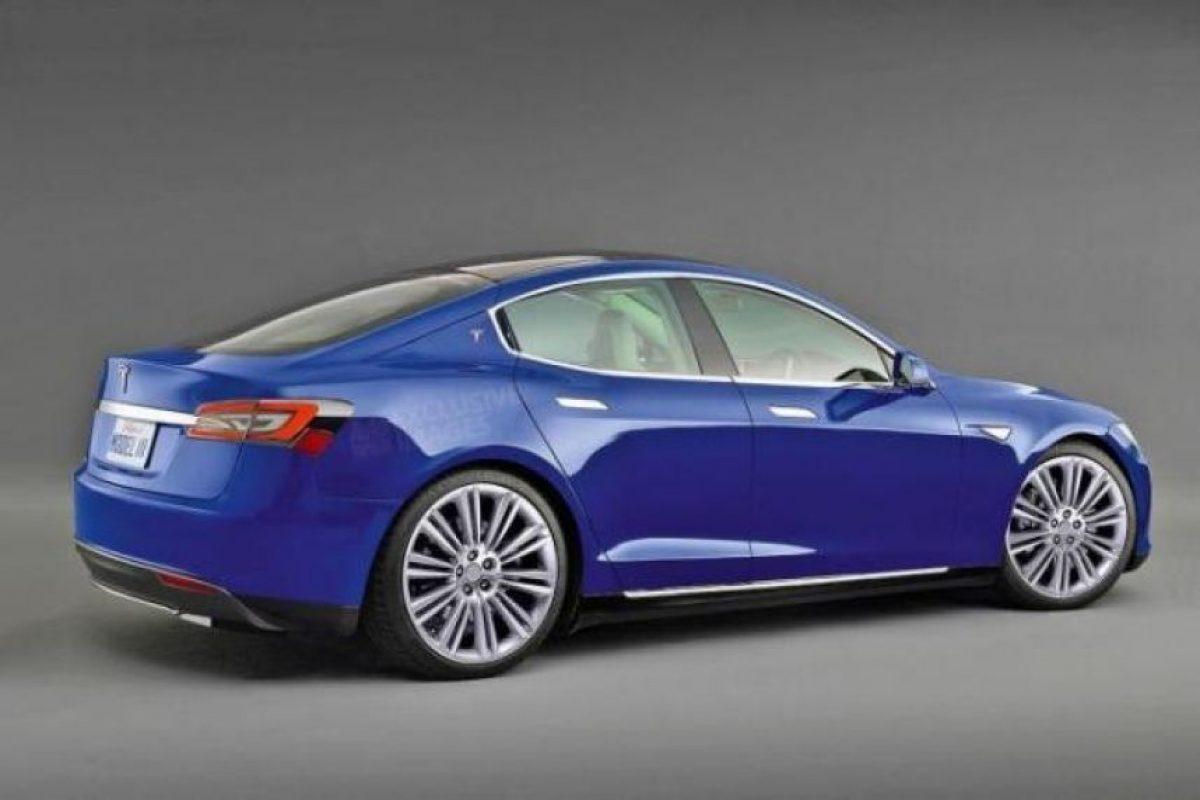Diseña, fabrica y vende coches eléctricos. Foto:Tesla Motors. Imagen Por: