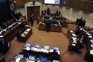 El Senado rechazó el nombre propuesto por el Gobierno. Foto:Archivo Agencia Uno. Imagen Por: