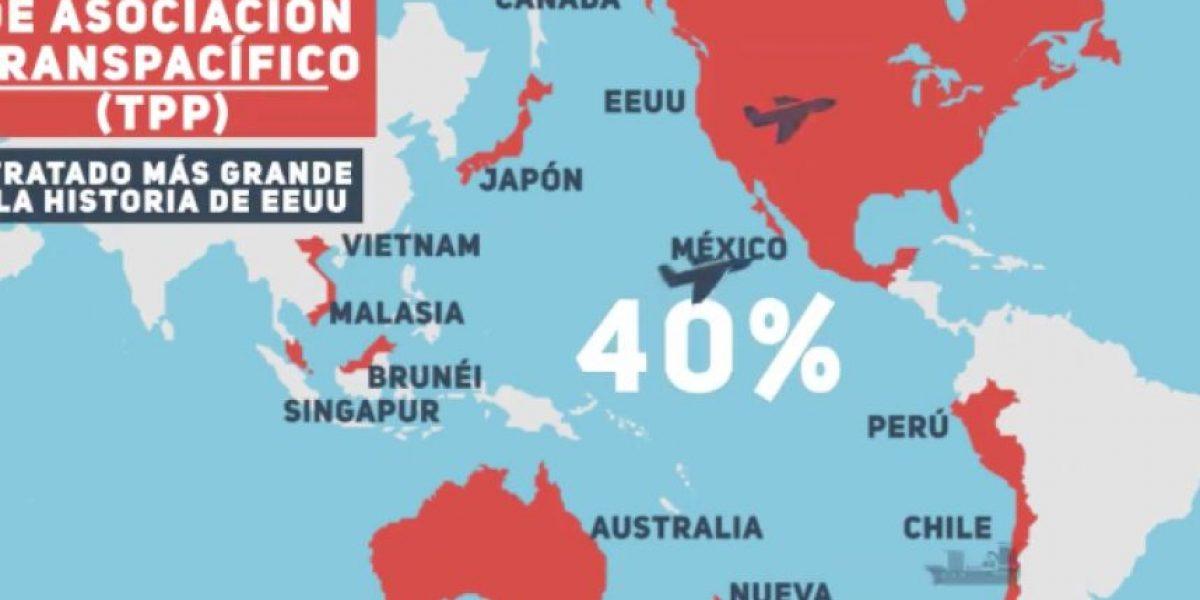Video acusa al TPP de ser un