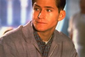 """Encarnó a """"George McFly"""", el chico tímido que se convertirá en el padre de """"Marty"""" Foto:IMDB. Imagen Por:"""