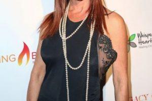 """Tiene 48 años. En 2011 participó en la serie """"The Mentalist"""". Foto:Getty Images. Imagen Por:"""