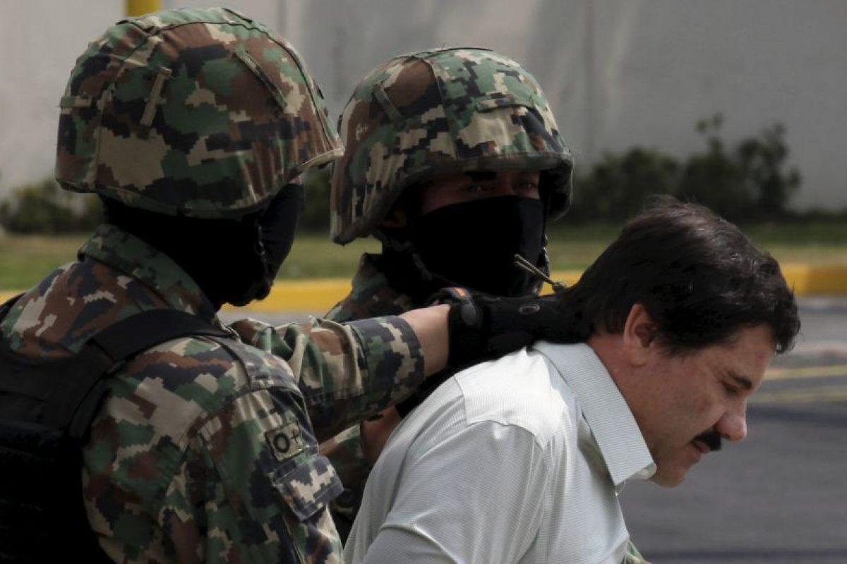 De acuerdo a la revista estadounidense Forbes, los ingresos de Guzmán Loera se calculan en mil millones de dólares Foto:AFP. Imagen Por: