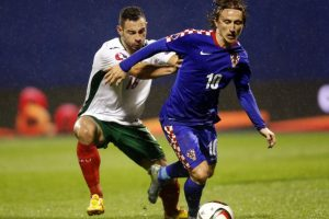 Sufrió una lesión en el duelo entre Croacia y Bulgaria. El saldo fue un edema en el aductor de la pierna derecha. Foto:AP. Imagen Por: