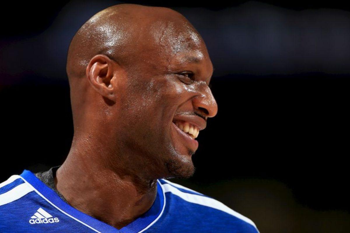 Ganó dos títulos en la NBA y una medalla de oro olímpica con la Selección de los Estados Unidos. Foto:Getty Images. Imagen Por: