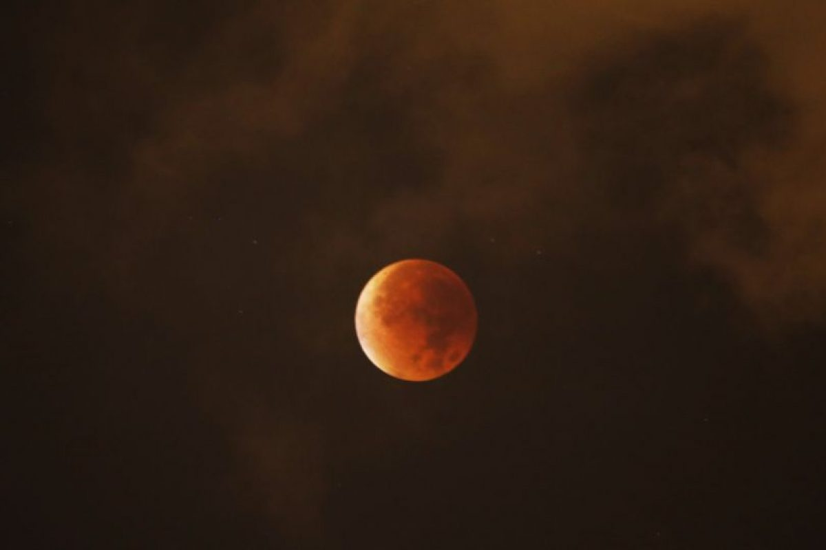 La Luna Foto:Getty. Imagen Por: