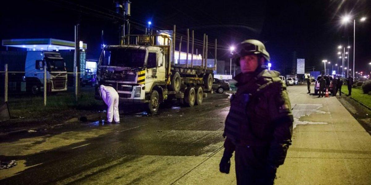Gobierno invoca Ley de Seguridad del Estado por ataque incendiario en Temuco