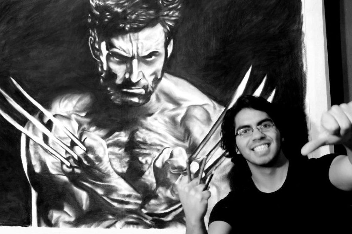 Wolverine, el héroe de ficción Foto:Gentileza. Imagen Por:
