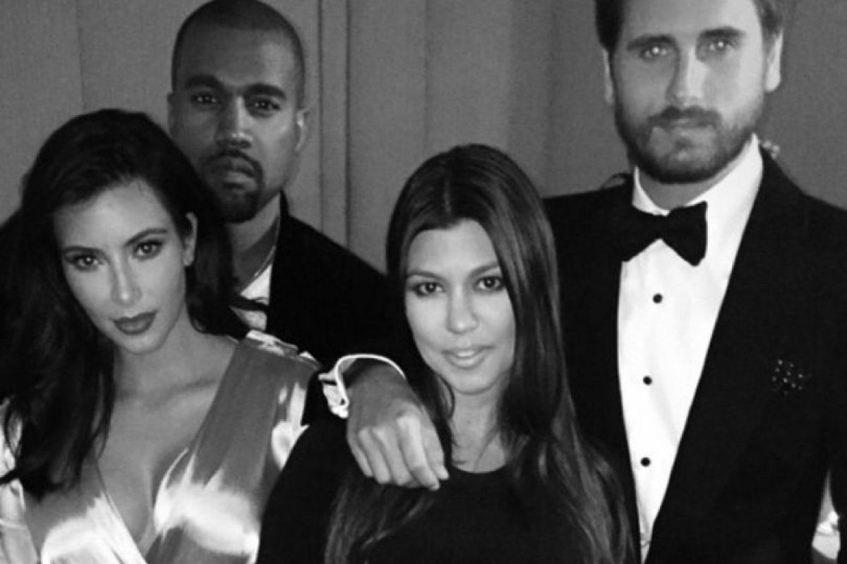 Quien sabe, pero por lo menos es el único que se ha mantenido firme en medio del torbellino mediático que esta representa. Foto:vía Instagram/Kim Kardashian. Imagen Por: