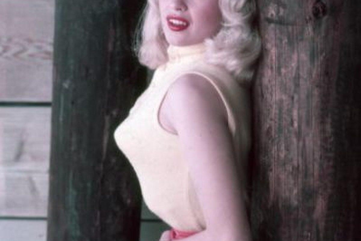 """Jayne Mansfield fue como la """"segunda Marilyn Monroe"""" de finales de los años 50. Foto:vía Getty Images. Imagen Por:"""