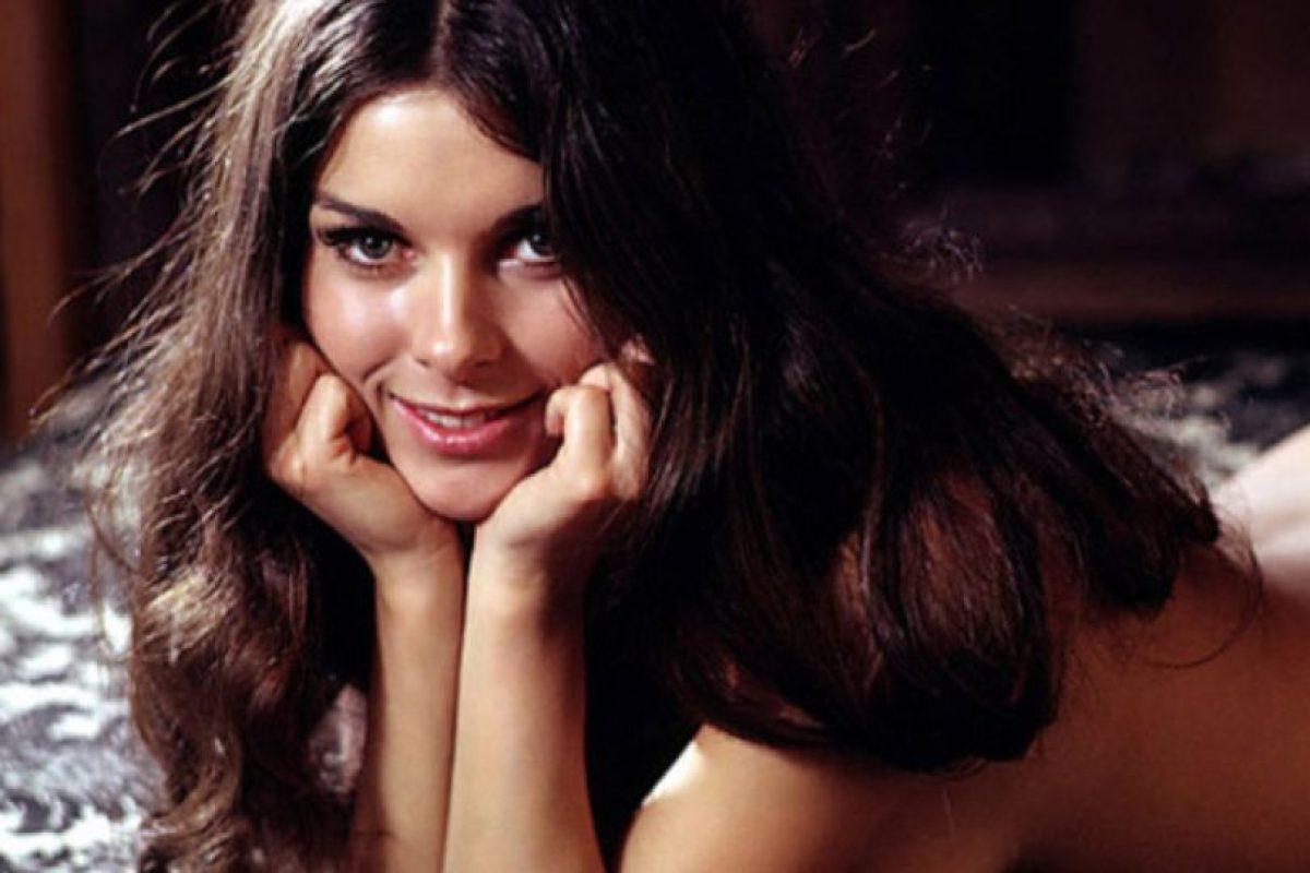 Paige Young fue Playmate en 1968. Se suicidó en 1974, disparándose en la cabeza. Foto:vía Playboy. Imagen Por: