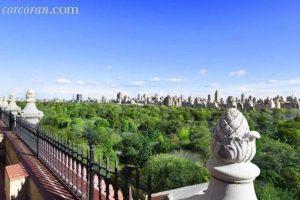 La vista del Central Park. Foto:corcoran.com. Imagen Por: