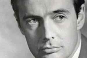 """Dick Clair Jones: Actor y escritor de televisión. Murió en 1988 por SIDA. El hospital se negó a sus deseos de ser criogenizado, batalla que ganó legalmente en el caso """"Roe v. Mitchell"""", con el que la Corte de California estableció el derecho de las personas """"a ser criogenizadas"""", si es su voluntad. Foto:Wikimedia. Imagen Por:"""
