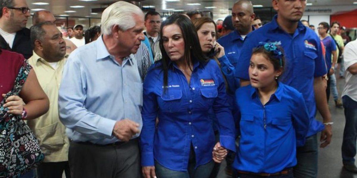 Este es Manuel Rosales, el opositor detenido al volver a Venezuela