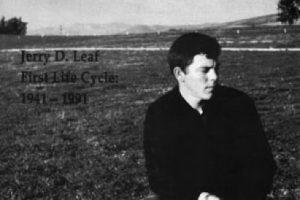 Jerry Leaf. Vicepresidente de Alcor gasta su muerte en el año 1991. Foto:Alcor.org. Imagen Por: