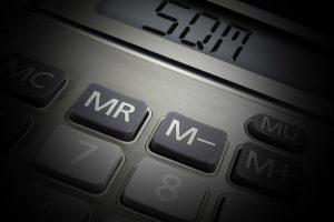 Calculadora de SQM Foto:Agencia Uno. Imagen Por: