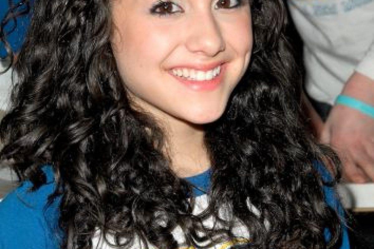Así lucía en 2008 con su cabello al natural. Foto:Getty Images. Imagen Por: